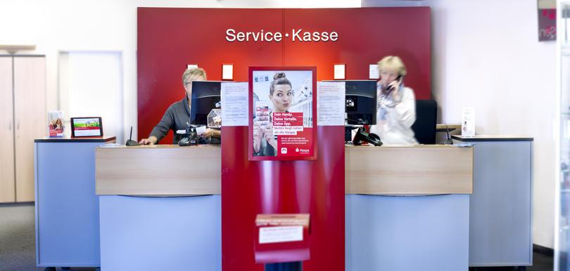 Haspa einzahlungsautomat Geld einzahlen